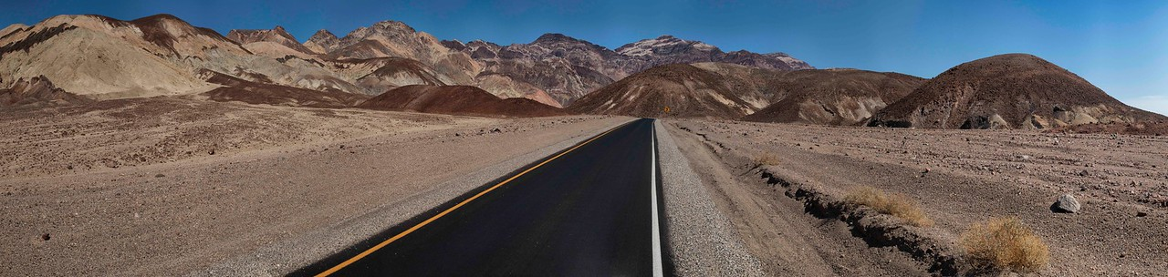 Painter's Drive, Death Valley National Park, California