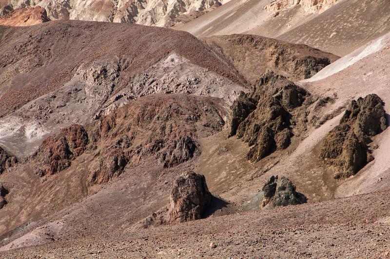 Painter's Palette, Death Valley National Park, California
