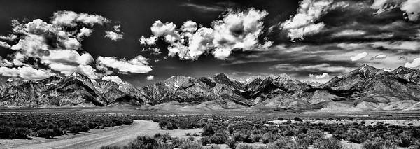 Eastern Sierra Nevada Range - 2