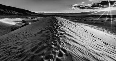 Mesquite Flat Sand Dunes - 2