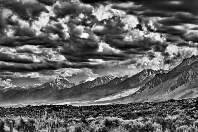 Eastern Sierra Nevada Range - 4
