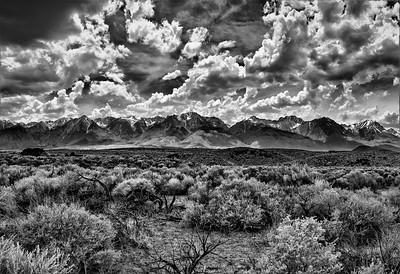 Eastern Sierra Nevada Range 5