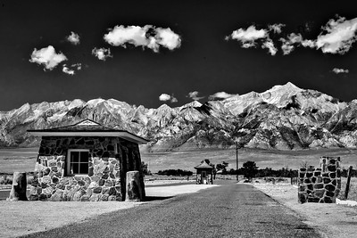 Manzanar - Japanese Internment Camp