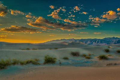 Mesquite Flat Sand Dunes - 4