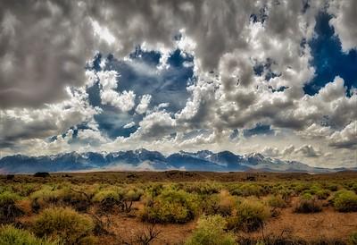 Eastern Sierra Nevada Range 6