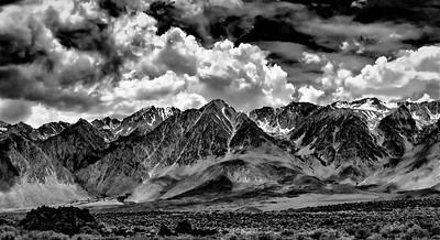 Eastern Sierra Nevada Range - 3