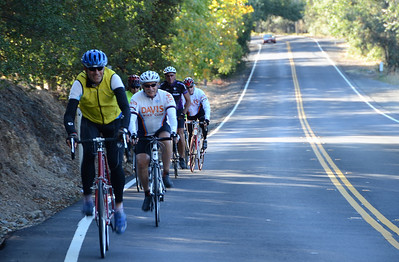 Leaving Calistoga: Leo, Paula, Bill, Will, Andre