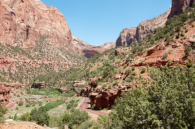 Bob in perspective (Zion)