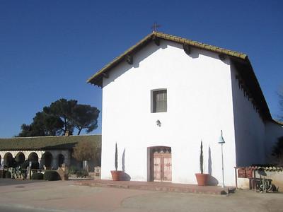 Mission San Miguel Arcangel (San Miguel)