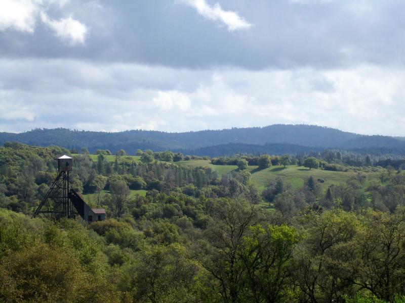 Kennedy Mine near Jackson