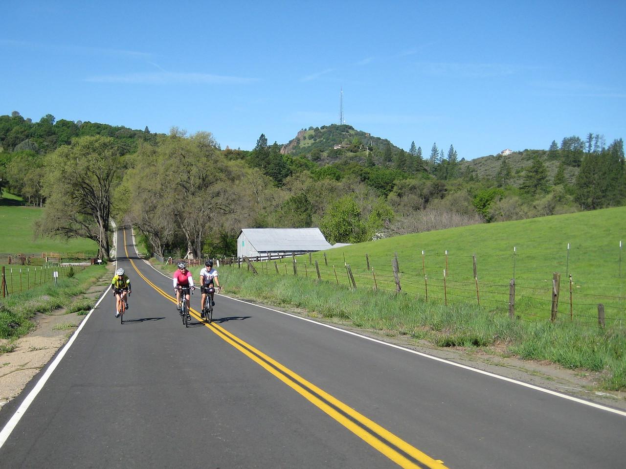 Butte Mtn Road, near Jackson