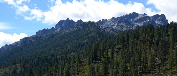The Sierra Buttes