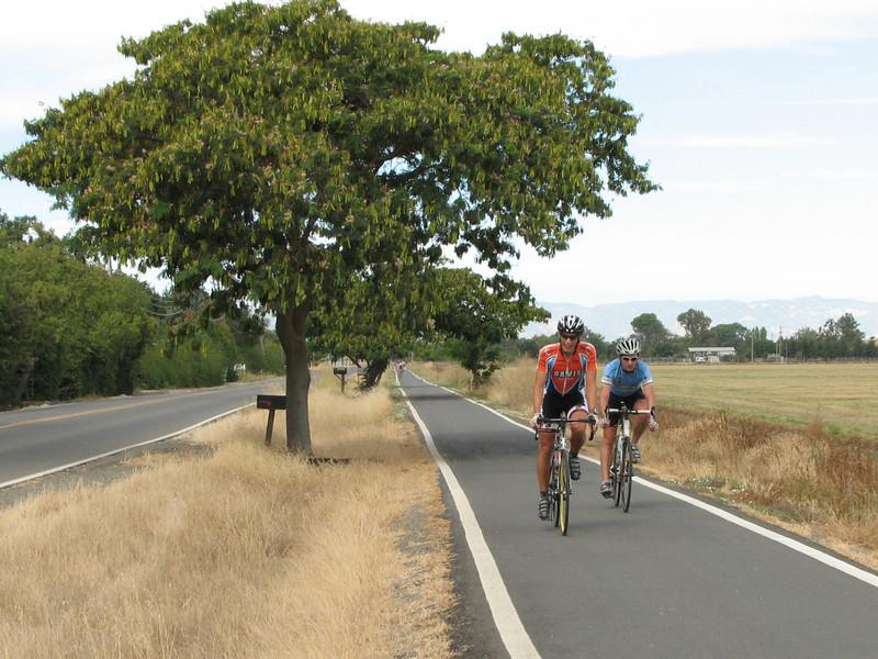 Russell Bike Path