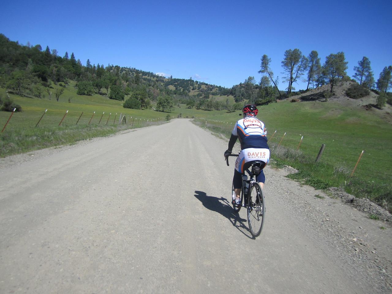 Big Canyon Road (Cobb Mountain)