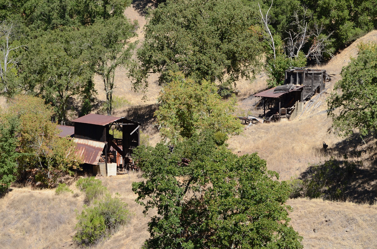 Old Geysers business (mining)