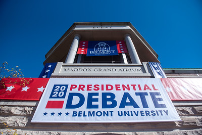 Debate 2020 Curb