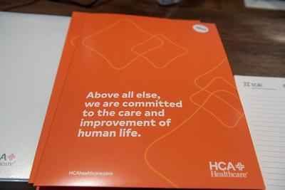 Debate 2020 partners HCA