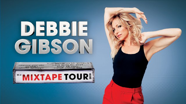 Debbie Gibson - The  Mixtape Tour
