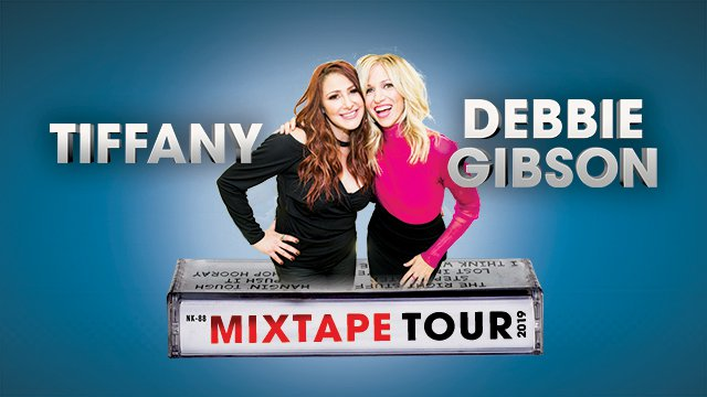 Debbie Gibson + Tiffany - The Mixtape Tour