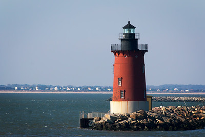 Cape Henlopen Lighhouse