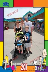 Amber and Boys at Zoo