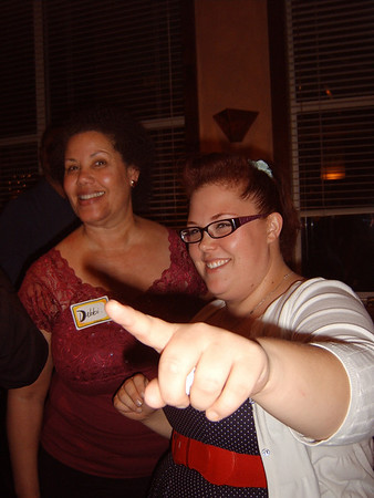 Debbie's retirement party