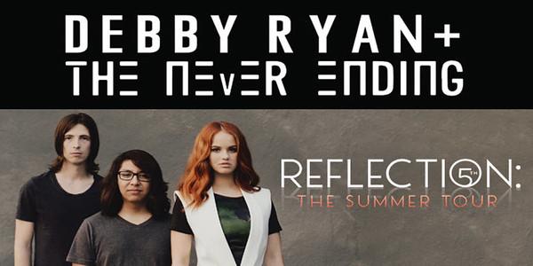 Debby Ryan + The Never Ending - 2015