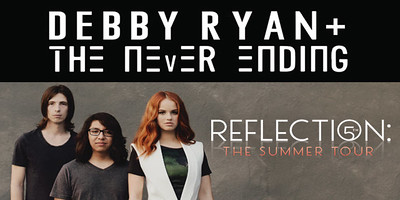 Debby Ryan + The Never Ending - 2015