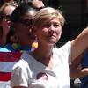 Deborah Ross At Charlotte Pride Parade In Charlotte, NC