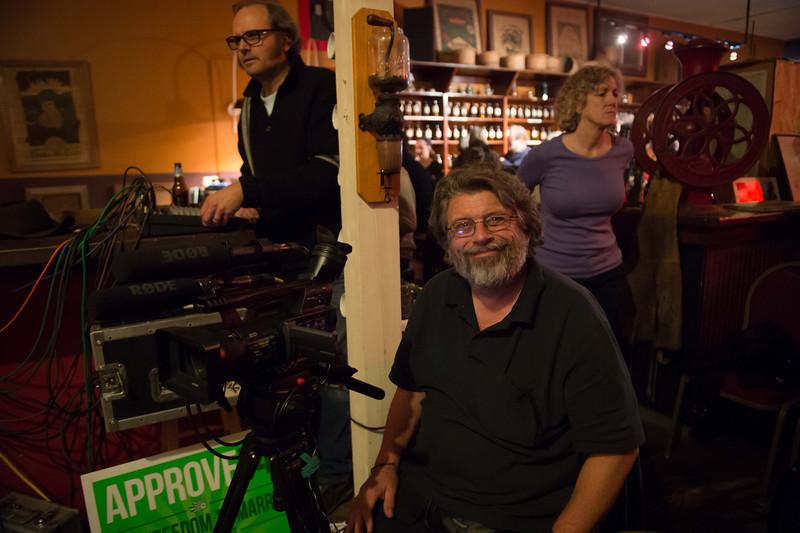 Debra Heesh Presents Jesse Skykes & Phil Wandscher