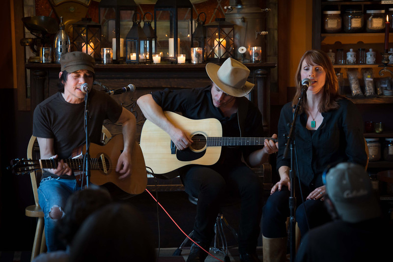 Star Anna & Shane Tutmarc with Jennifer Sutherland & Rusty Willoughby
