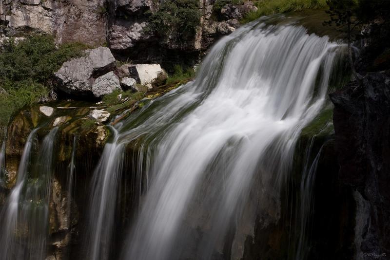 Paulina Falls, Newberry National Volcanic Monument