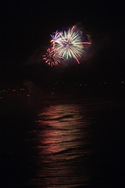 Manzanita Fireworks- 2011