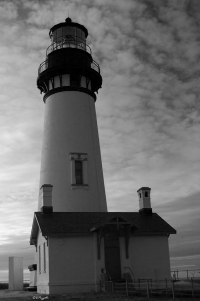 Yaquina Head Lighthouse - Feb 16, 2009