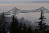 Astoria–Megler Bridge<br /> The bridge is located on the mighty Columbia River between Astoria, Oregon and Megler, Washington.<br /> <br /> Shot taken from the Astoria Column<br /> ~Deb<br /> 12/29/2012