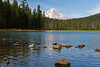 Frog Lake, Mt Hood<br /> Visited the mountain today to check on the fall color.  Not much yet, so we instead enjoyed a beautiful summer day.<br /> <br /> ~Deb<br /> 9/15/2012