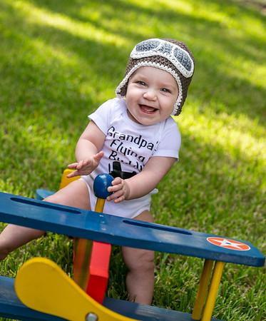 CJ at 9 months
