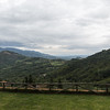 view from Casa Berti