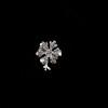 Clover?  No, a snowflake