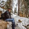 Jim at Piedra River Trail