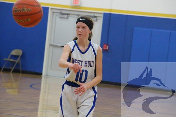 Dec 11 JH Girls Basketball
