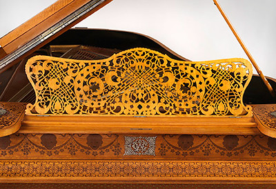 Liberty Piano,  from Clark House
