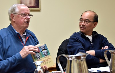 Fr. John talks about the English translation of the critical biography of Fr. Dehon