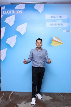 DECATHLON VIETNAM | Trainers & Ambassadors Day @ Lotte Legend Hotel | instant print photobooth for event in Saigon | Chụp ảnh in hình lấy liền Sự kiện tại TP. Hồ Chí Minh | Photobooth Saigon