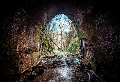 Crozet Blue Ridge Tunnel