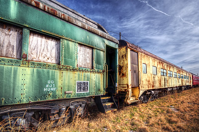 Downbound Train