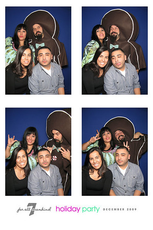 Seven For All Mankind Holiday Party