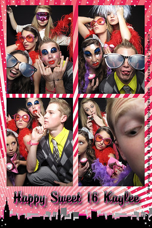 Kaylee's Sweet 16 Party