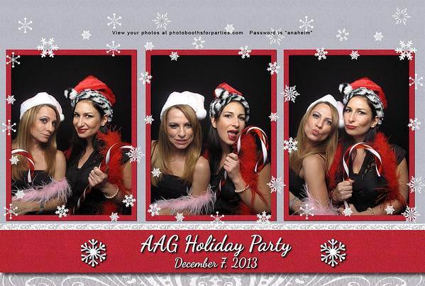 AAG Holiday Party