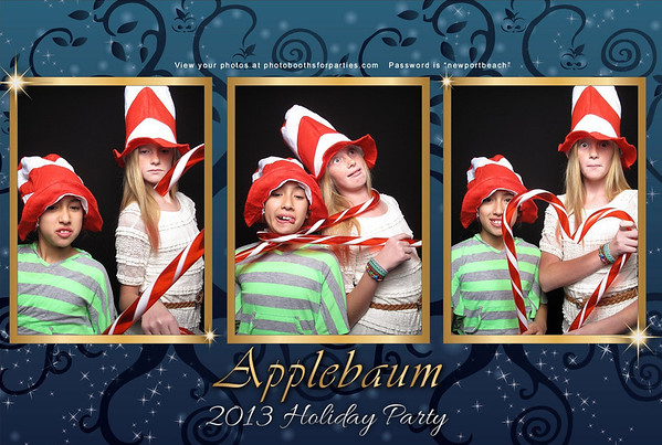 Applebaum Holiday Party